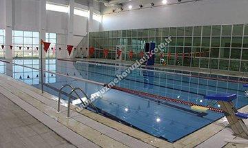 Muş Alparslan Üniversitesi Yüzme Havuzu